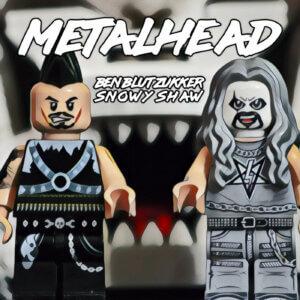 Ben Blutzukker & Snowy Shaw - Metalhead